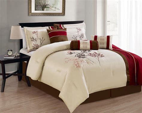 bedding queen piece queen elk bed in a bag with sheet sets bed mattress sale