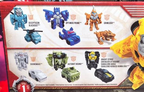 Transformers The Last Tiny Turbo Changers Series 1 Blind Bag transformers the last tiny turbo changers blind bag listing in uk transformers news