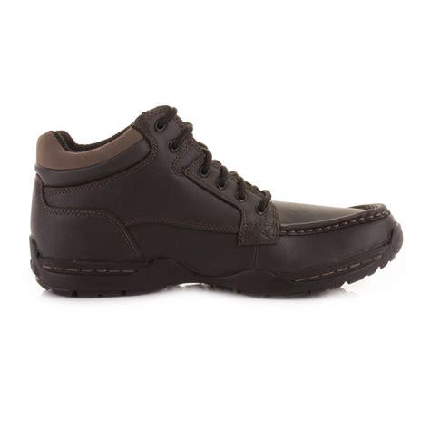 sketchers comfort mens skechers selton desire black walking work leather