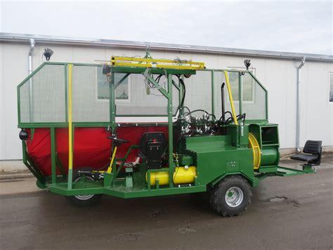 dawson v cherry tree machine self propelled harvesting machine for cherry plum and olive sp 08