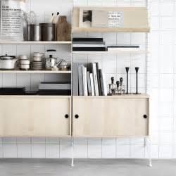cabinet schiebet ren wood magazine rack for the string shelf