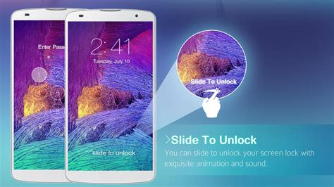 live themes samsung s6 lock screen galaxy s6 theme android apps on google play