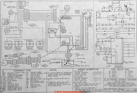 carrier air handler wiring diagram carrier chiller