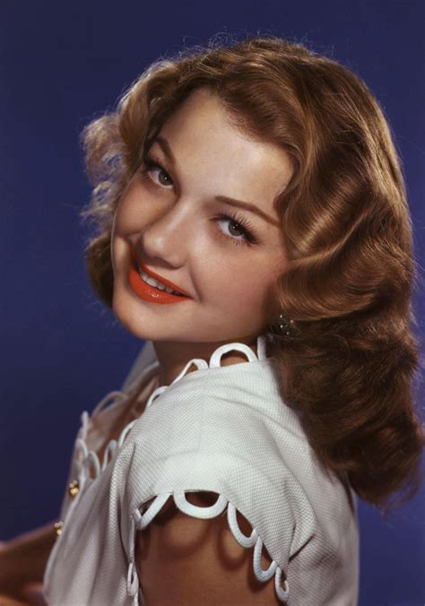 Betty Davis by Anne Baxter The Actress Biography Facts And Quotes