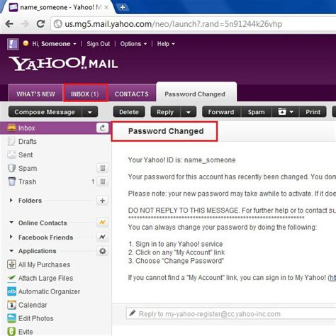email yahoo about password how to change the password of your yahoo account howtech