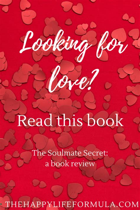 The Soulmate Secret the soulmate secret a must read book review the happy