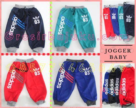 Celana Jogger Katun Murah Minimal Order 3pcs pusat grosir celana jogger baby murah tanah abang 17ribu