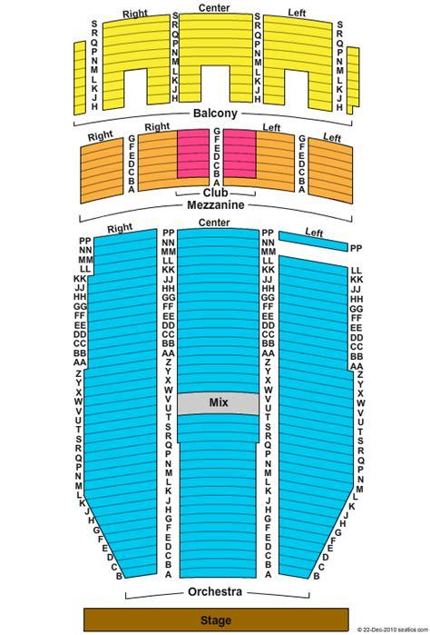 paramount theatre denver seating chart mariachi vargas de tecalitlan denver tickets 2017