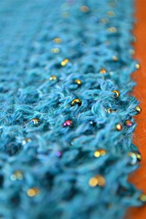 wallpaper edge beading crochet shawl with beads download foto gambar