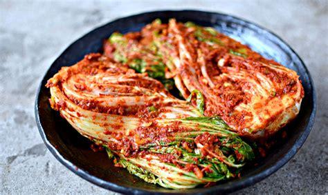mengenal kimchi makanan tradisional korea