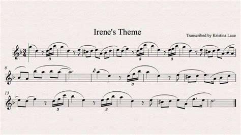 theme music sherlock irene s theme from sherlock sheet music sheet music