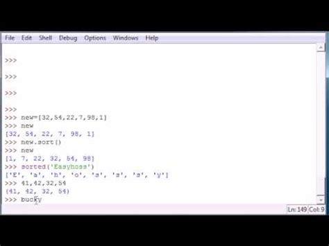 python tutorial tuple tuple videolike