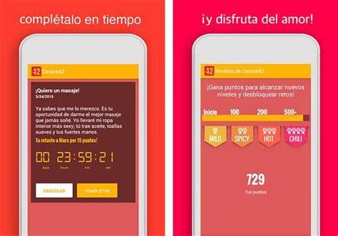 juego de preguntas para parejas app desire42 una app de retos y juegos sexuales para parejas