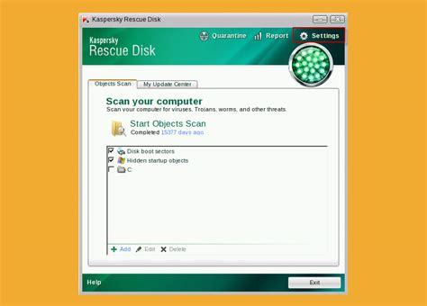 Usb Antivirus Kaspersky 3 free bootable cd usb antivirus to remove crimeware