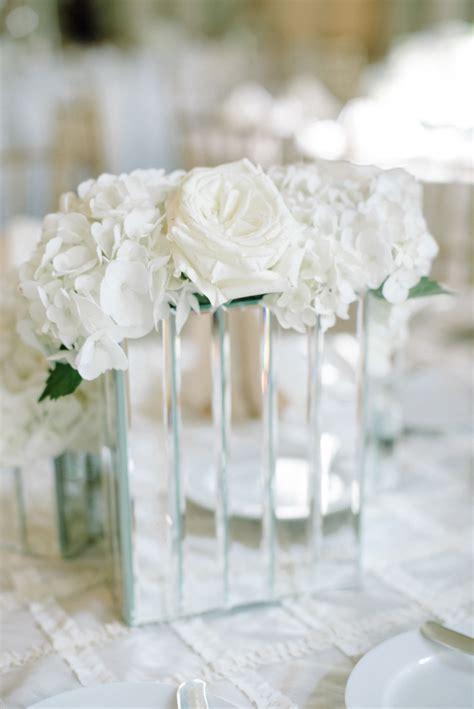 wedding centerpiece mirrors 10 creative ways to work a mirror into your wedding decor