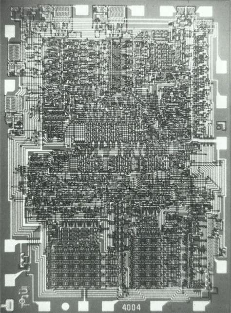 what 1971 integrated circuit has federico faggin s initials pi 249 di 25 fantastiche idee su intel 4004 su computer apple