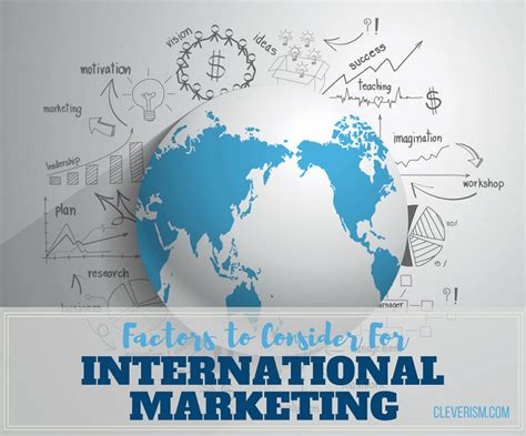Global Marketing 7ed 1 factors to consider for international marketing