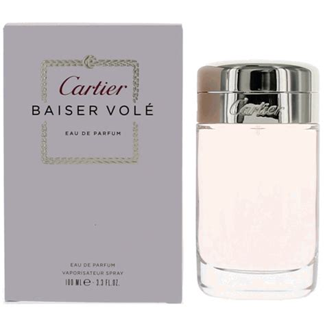 baiser vole perfume for by cartier discount authentic baiser vole perfume by cartier 3 3 oz eau de