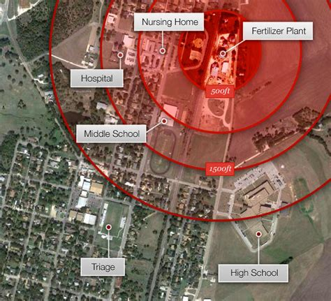 west texas explosion map frantic search for survivors after deadly texas fertilizer plant blast cbs news