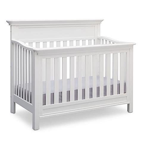 Serta Crib Mattresses Serta 174 Fernwood 4 In 1 Convertible Crib In Bed