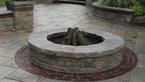 pit installation sterling heights hardscape contractor discusses pit installation