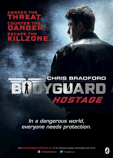 bodyguard a list books bodyguard hostage the amazing book awards