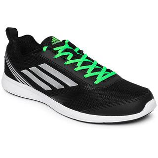 adidas s black lace up sport shoes buy adidas s black lace up sport shoes at