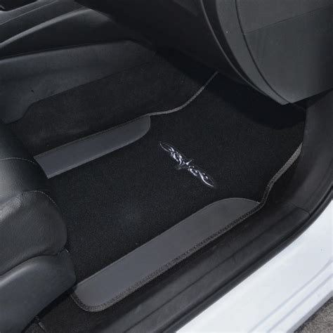 black charcoal gray pu leather car seat covers w vinyl