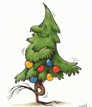 dancing christmas tree picture tree gif christmastree discover gifs
