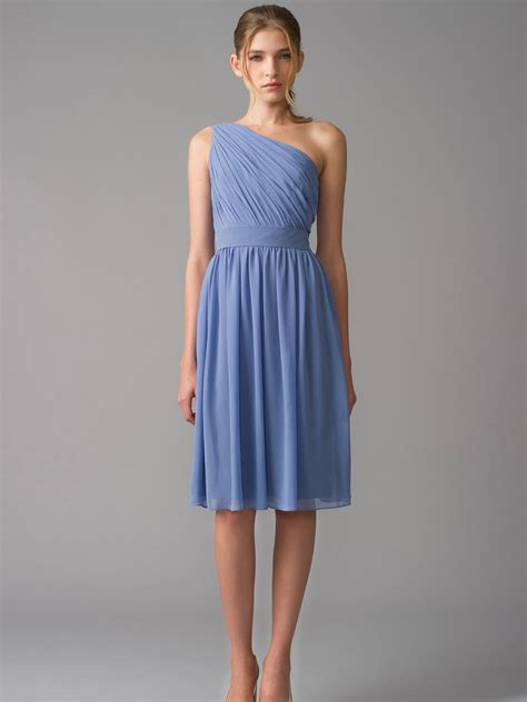 Chiffon Bridesmaid Dress by Light Blue Chiffon Bridesmaid Dress Ipunya