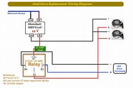 car horn relay wiring schematic car auto wiring diagram database wiring diagram car horn relay wiring auto wiring diagram database on car horn relay wiring schematic