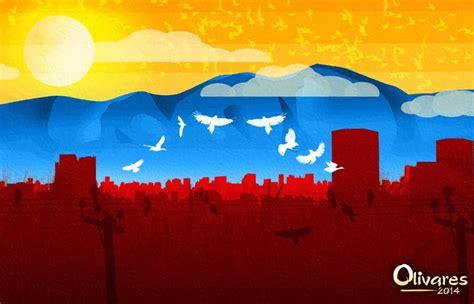 imagenes yo amo venezuela arte con la bandera de venezuela oscar olivares