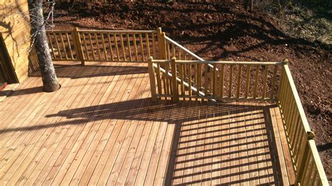garde corp bois pour terrasse 2756 terrasse en bois toulouse