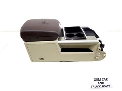 replacement dodge ram laramie center console 2009 2010