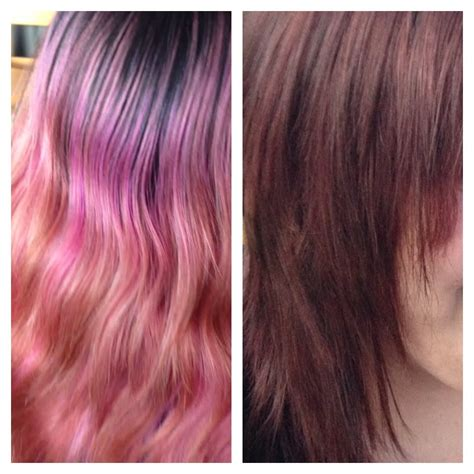 what is the best over counter blonde hair dye for hair that is already dark blonde pink hair transformed to a natural copper golden dark