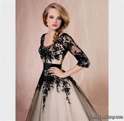 black and white dresses black and white wedding dresses with sleeves 2016 2017 b2b fashion