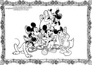 mickey mouse clubhouse coloring pages disney cartoons printable coloring pages 187 coloringzoom