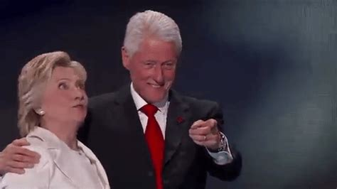 Surprised hillary clinton gif by political products online find amp share on giphy