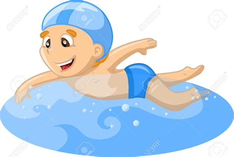 swimmer clip boy swimmer clipart clipground