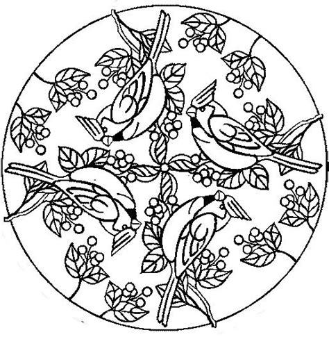 bird mandala coloring pages mandala birds coloring pages starling