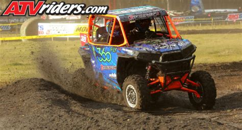 cody miller takes wild boar gncc xc1 pro sxs win