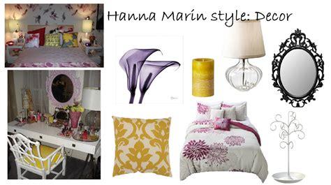 hanna marin bedroom pretty little liars planet hanna marin style decor