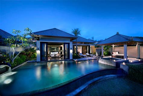 design villa indonesia banyan tree ungasan bali in indonesia architecture design