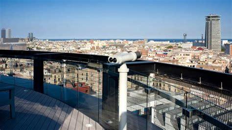 roof top bars barcelona barcelo raval hotel rooftop bar in barcelona