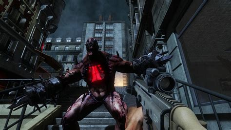 killing floor 2 gameplay trailer ps4 youtube