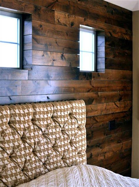 diy wood panel wall diy bedroom wall made of pallets 99 pallets