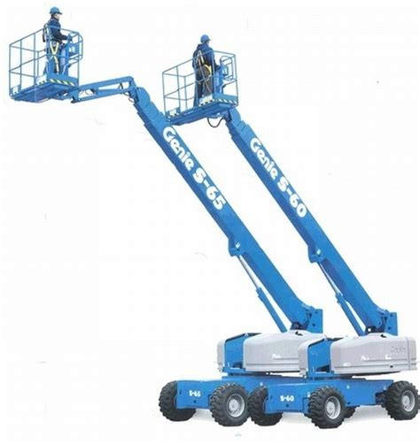 used genie s65 telescopic boom lifts year 2011 for sale