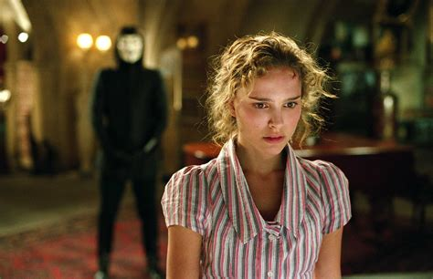 Natalie Portman Is Sort Of Not Really by One Of My Favorite Natalie Portman Roles Evey In V For