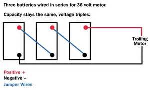 parallel serial battery wiring basics louisiana sportsman marine electronics la