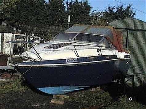 boat props for sale uk fletcher zingaro sports cruiser power boat twin volvo